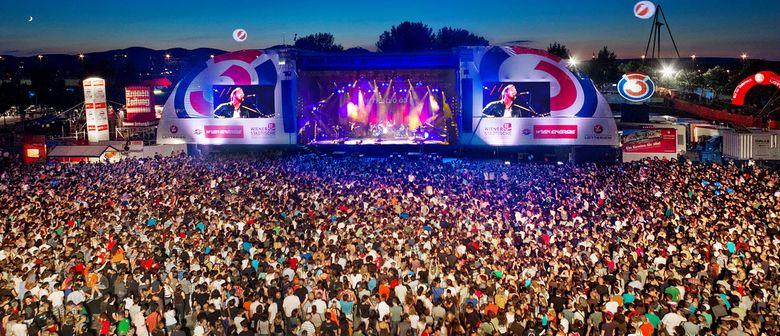 Wiener Donauinselfest 2013