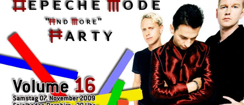 Depeche Mode & More-Party