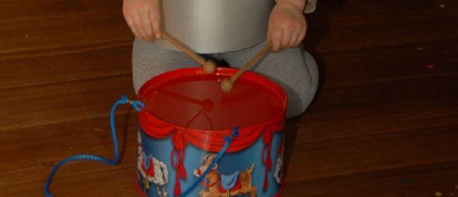 Musikgarten für Kinder von 6 Monaten bis 2 Jahren