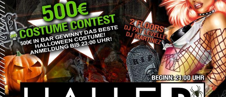 Halloween Monster Bash - 500€ in BAR gewinnen