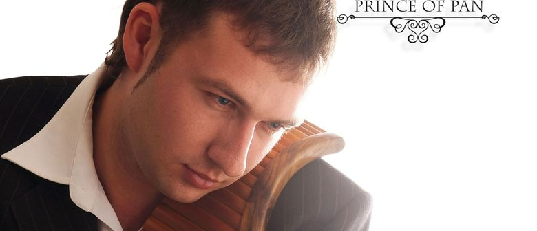 """Roman Kazak - """"Prince of Pan"""