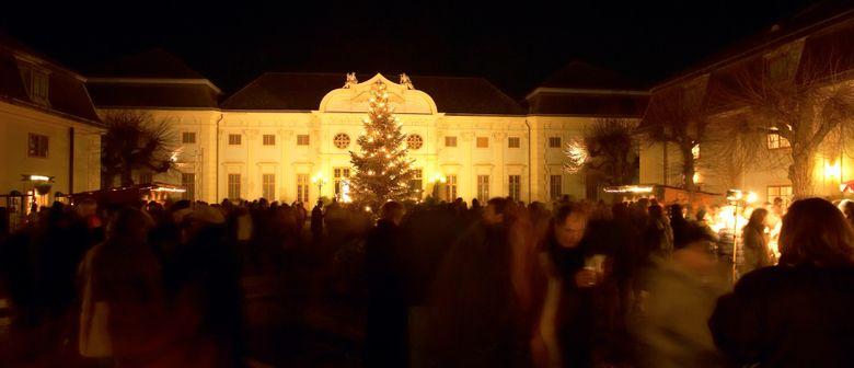Pannonischer Weihnachtsmarkt auf Schloss Halbturn