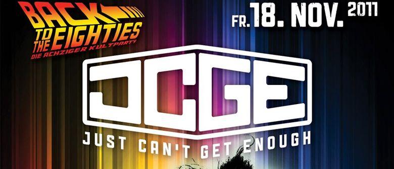 JCGE - Die 80's Kultparty!