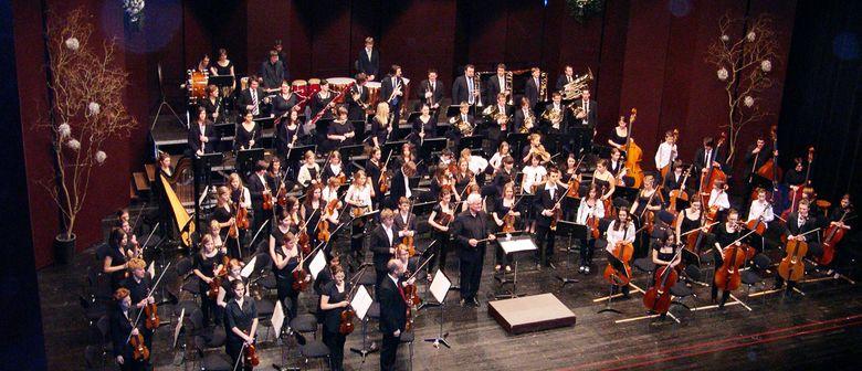 Orchesterkonzert Jugendsinfonieorchester Dornbirn