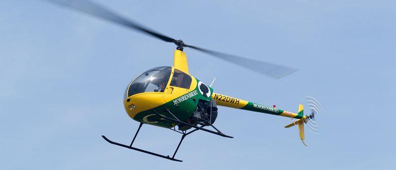 Rundflugteam-Flugplatz Hohenems - Hubschrauber-Genuss...