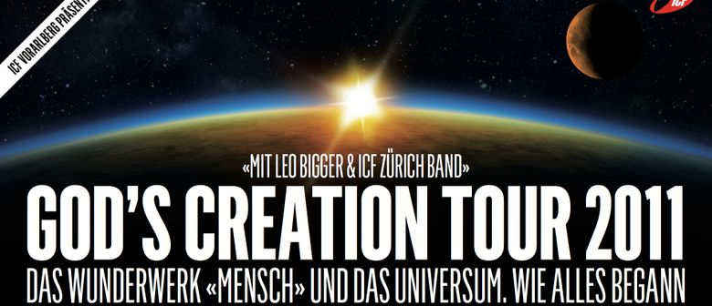 God's Creation Tour 2011