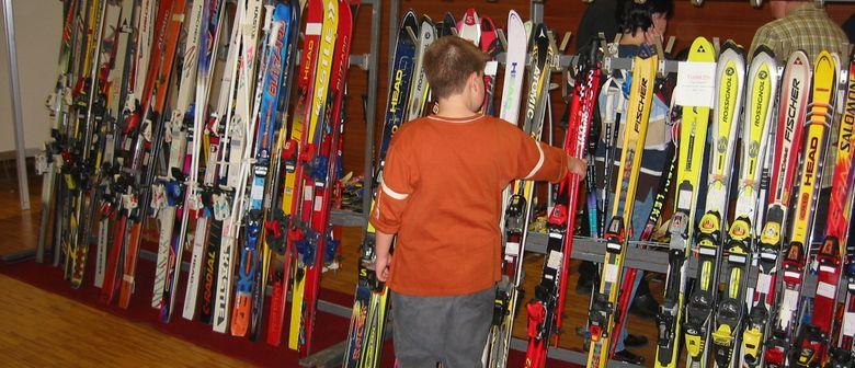 Wintersport- & Bekleidung Gebrauchtwarenmarkt
