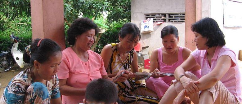 Lebenswelten gegenübergestellt: Vietnam. Frauen im Exil