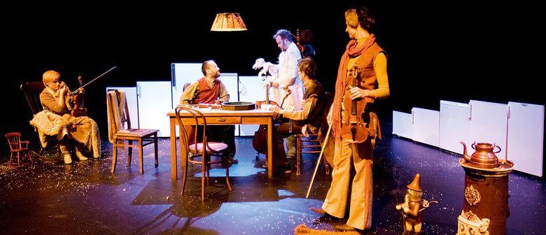 TAK Schauspiel: Wanja. Eine musikalische Wintererzählung