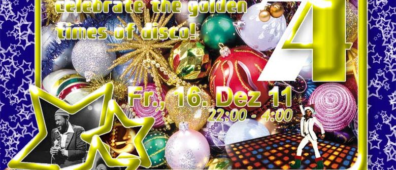 Studio 74 - celebrate the golden times of disco!