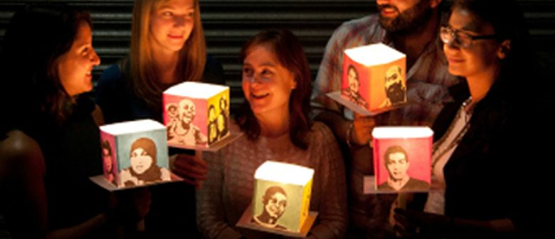 SHINE A LIGHT-ein Fest für die Menschenrechte