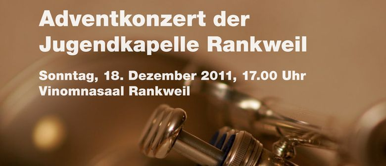 Adventkonzert Jugendkapelle Rankweil