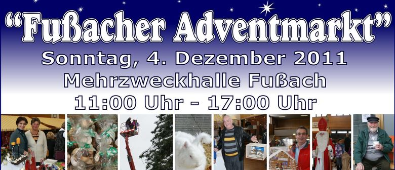 Fußacher Adventmarkt