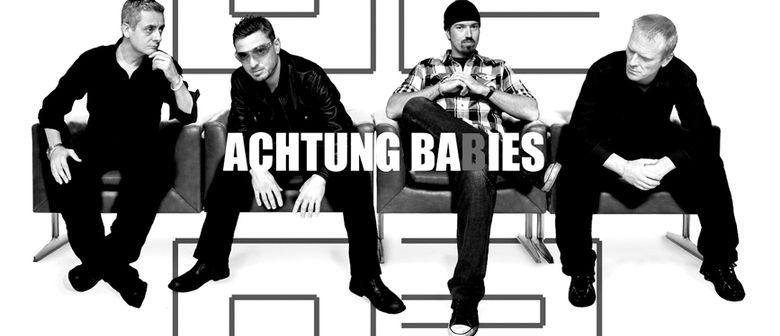 Achtung Babies - U2 Tribute Band