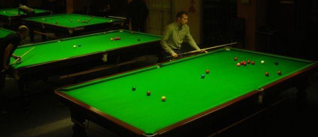 Snooker- Clubabend beim HSEBC