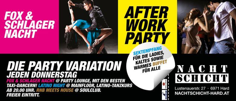 Die Party Variation