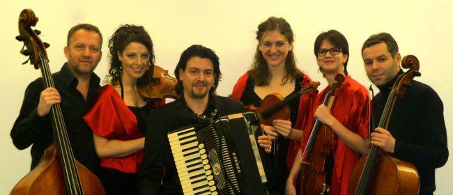Goran Kovacevic & Quinteto Nuevo Del Arco