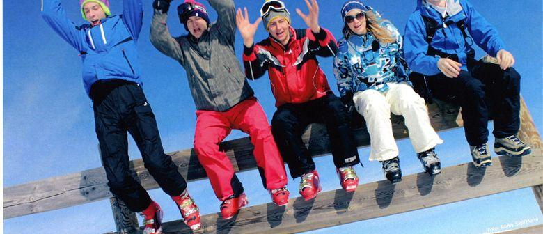 Aprés Ski & Hüttengaudi - Sportlerball 2012 Berndorf
