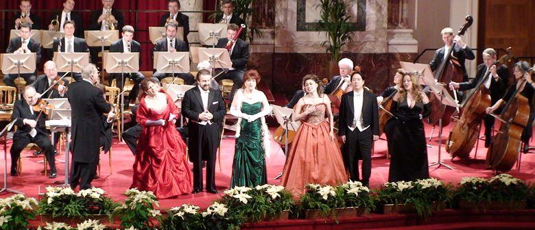Die Neujahrskonzerte des Wiener Hofburg Orchesters 2013