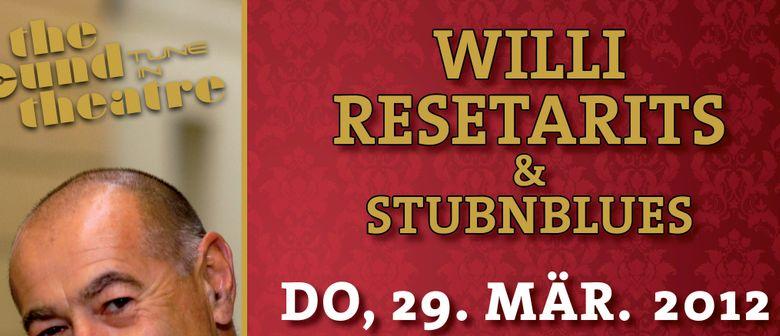 "Willi Resetarits & Stubnblues ""WARM UP"""