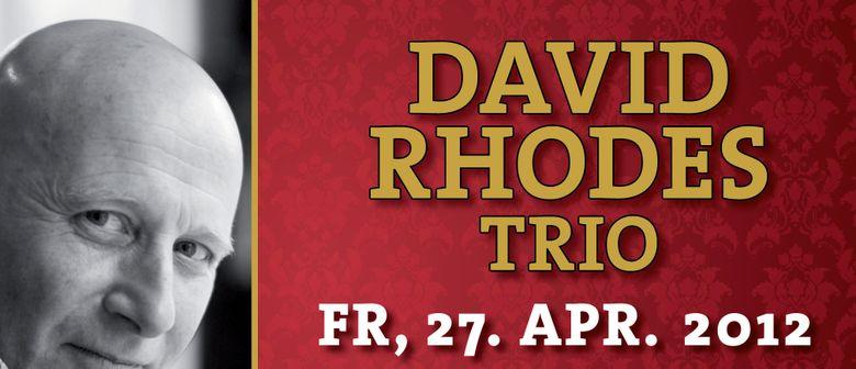 David Rhodes Trio