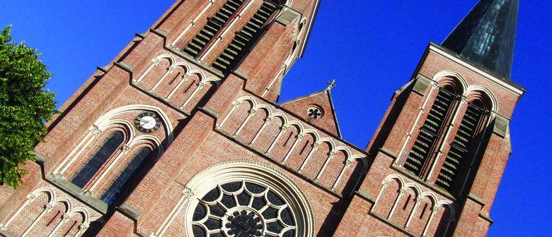 Orgel Frühling in Herz-Jesu
