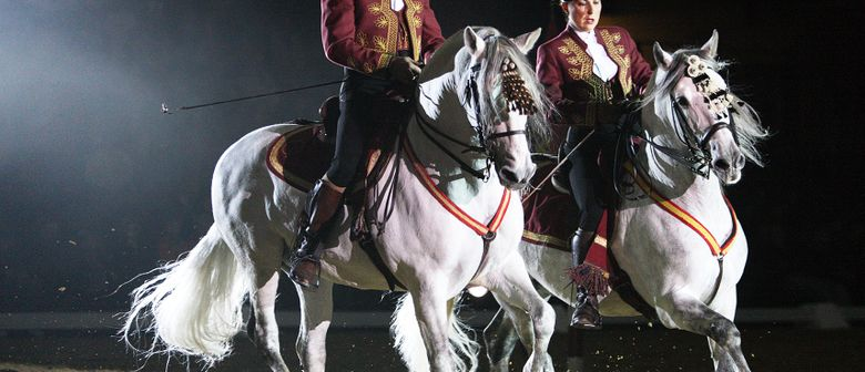 Die Gala der Königspferde