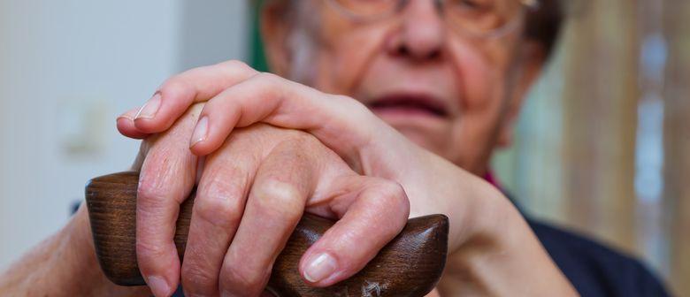 Hospizbewegung - Zeit und Raum für trauernde Menschen