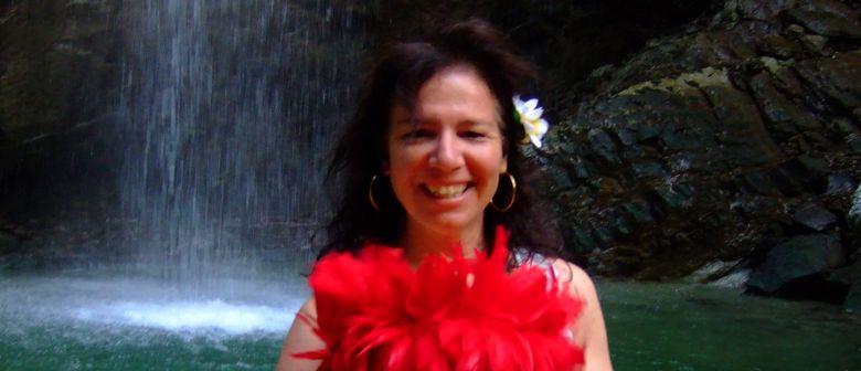 Hula Tanz mit Renate Burtscher