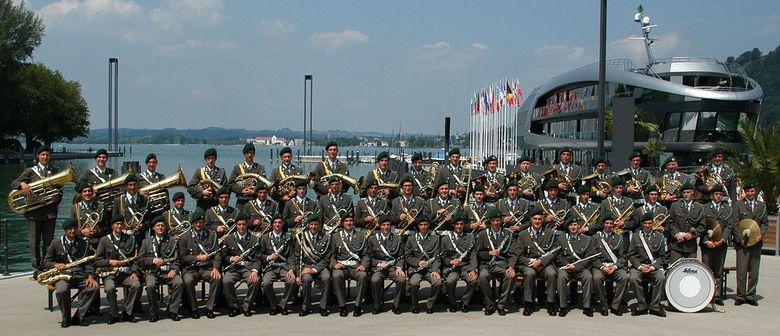 Galakonzert  der Militärmusik Vorarlberg