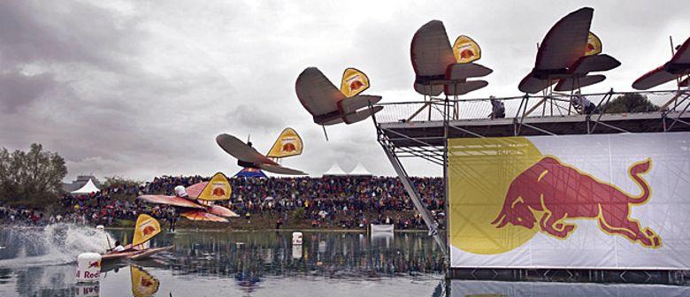 8. Red Bull Flugtag