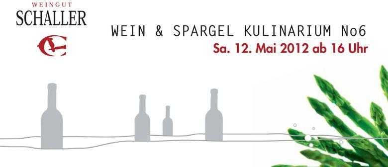 SCHALLER´S Wein & Spargel Kulinarium No6