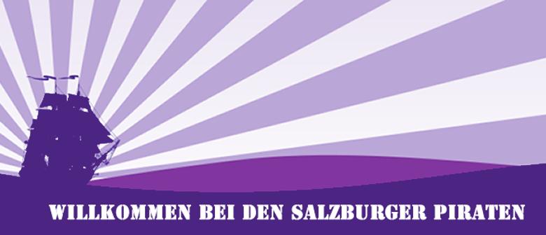 8. Infotreffen der Salzburger Piratenpartei (Stammtisch)