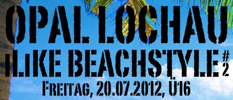 iLike Beachstyle Party