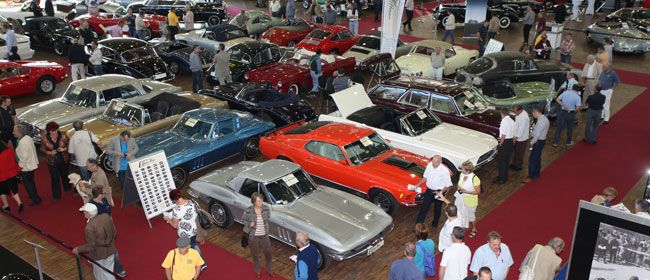 Classic EXPO - Oldtimer Messe Salzburg