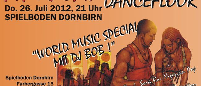 African Dancefloor Night