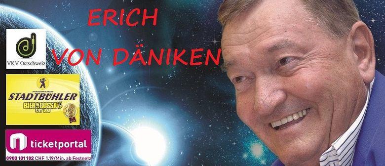 Erich von Däniken - Rückkehr der Götter - LIVE