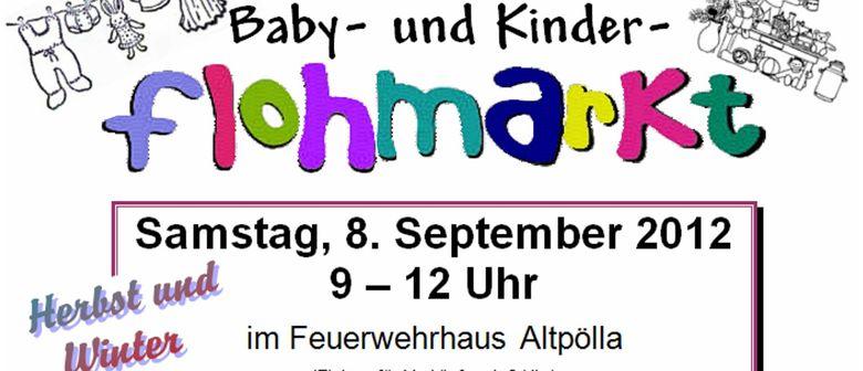 Baby- und Kinderflohmarkt (Herbst/Winter)