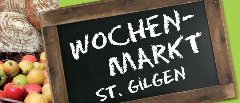 Wochenmarkt St. Gilgen