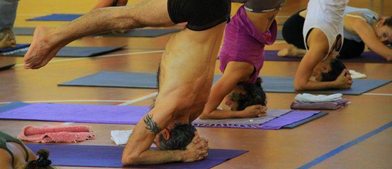 Ashtanga Yoga - Kraftvoll und dynamisch - ab 09/12