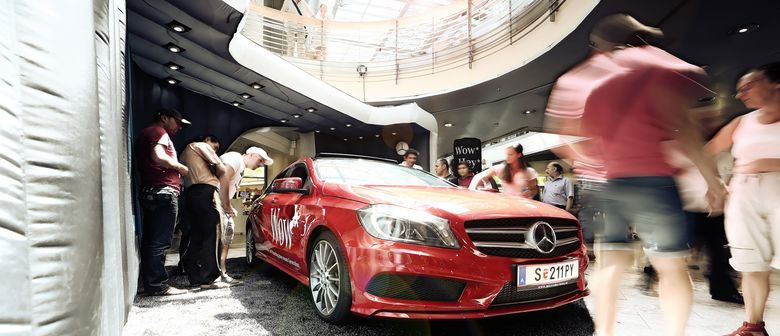 Mercedes-Benz A-Klasse Roadshow