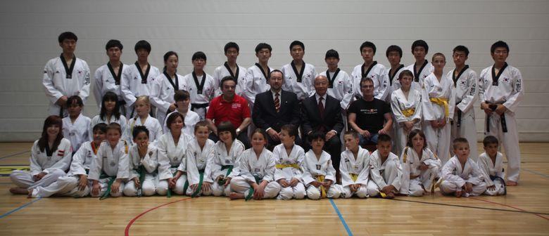 Kindertaekwondo