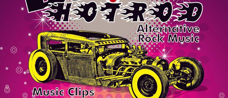 Alternativ Rock mit DJ Hot Rod