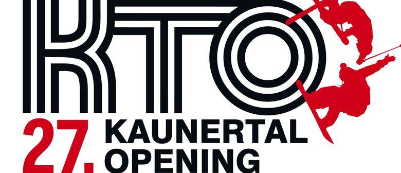27.Kaunertal Opening