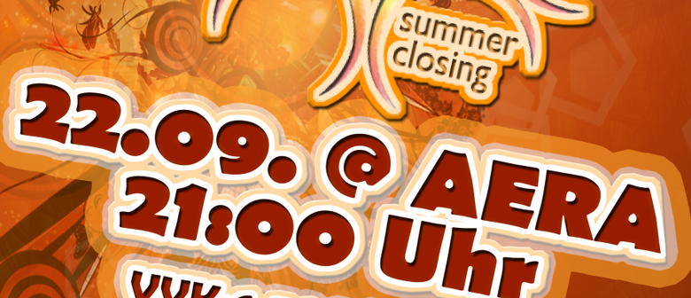 HOT Summer Closing