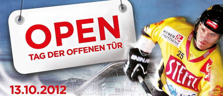 Tag der offenen Türe- UPC Vienna Capitals