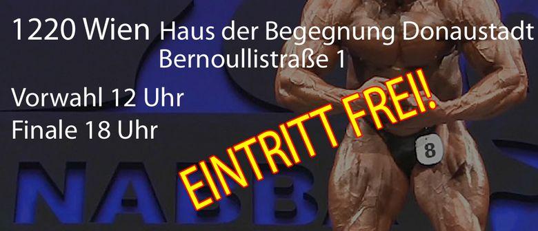 AUSTRIAN OPEN, NABBA / WFF Austria