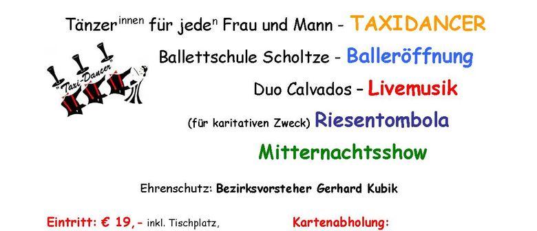 8. Grätzlball 2013 - die Ballnacht am Praterstern