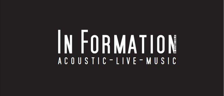 In Formation live im Element Dornbirn