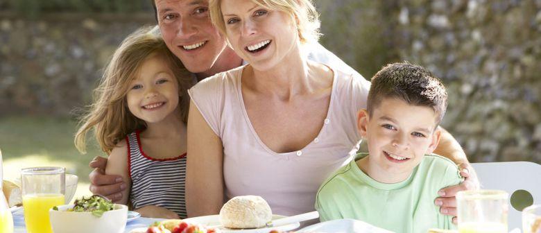 Gesundes Essen – Gesunde Familie!?